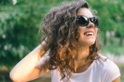 curly hair styling tips reader's