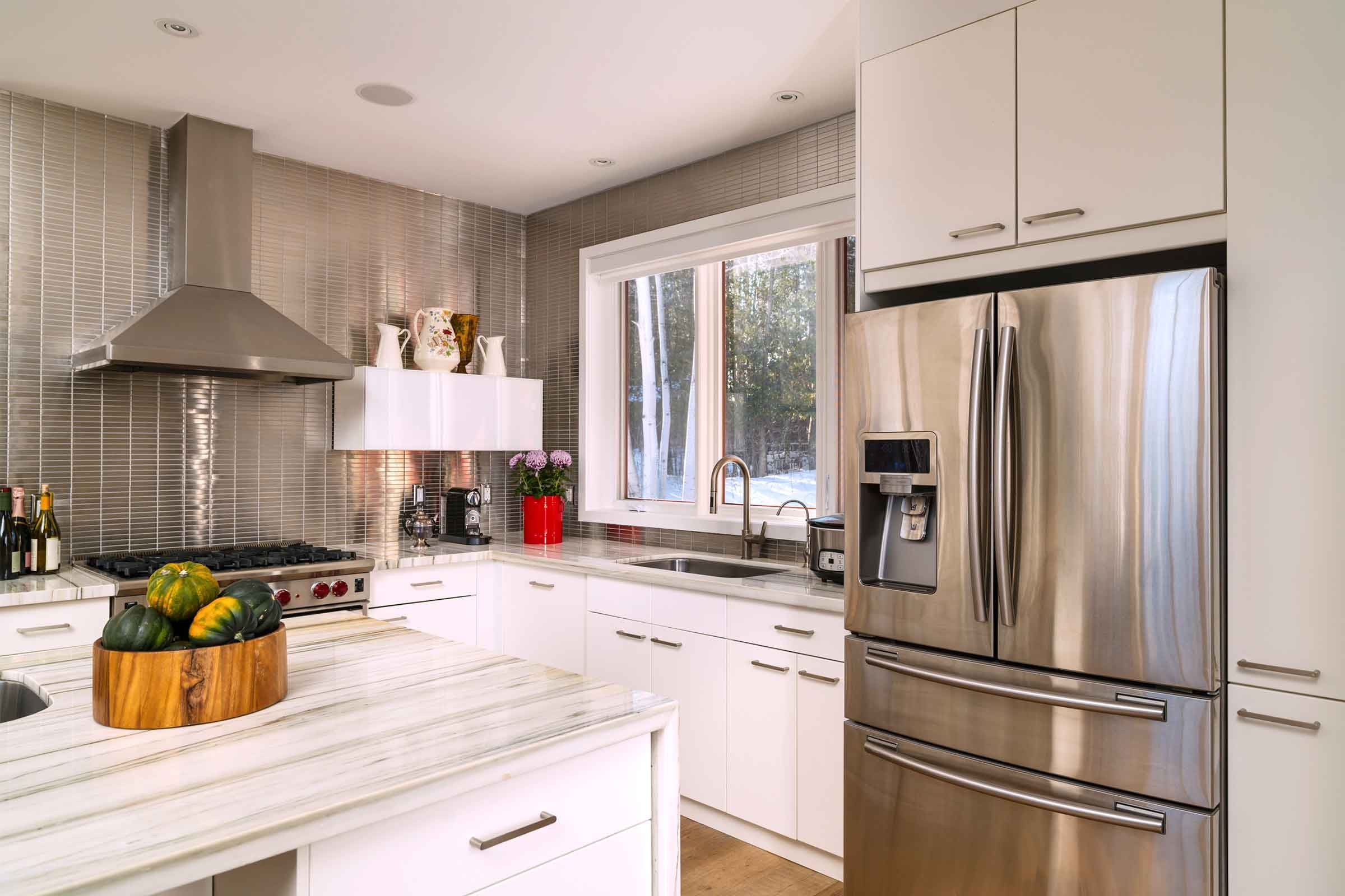 kitchen desing design ideas images that look expensive reader s digest clear off the fridge
