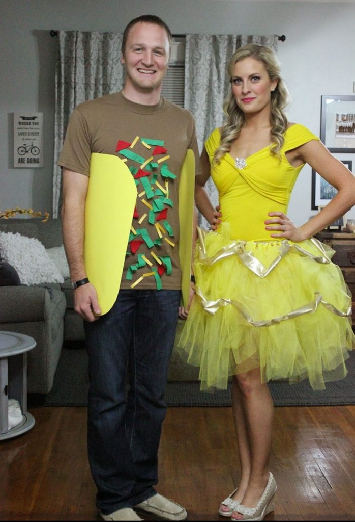 Funny couple's halloween costumes to wear in 2021. 61 Best Couple Halloween Costumes 2021 Fun Cute Couple Costumes