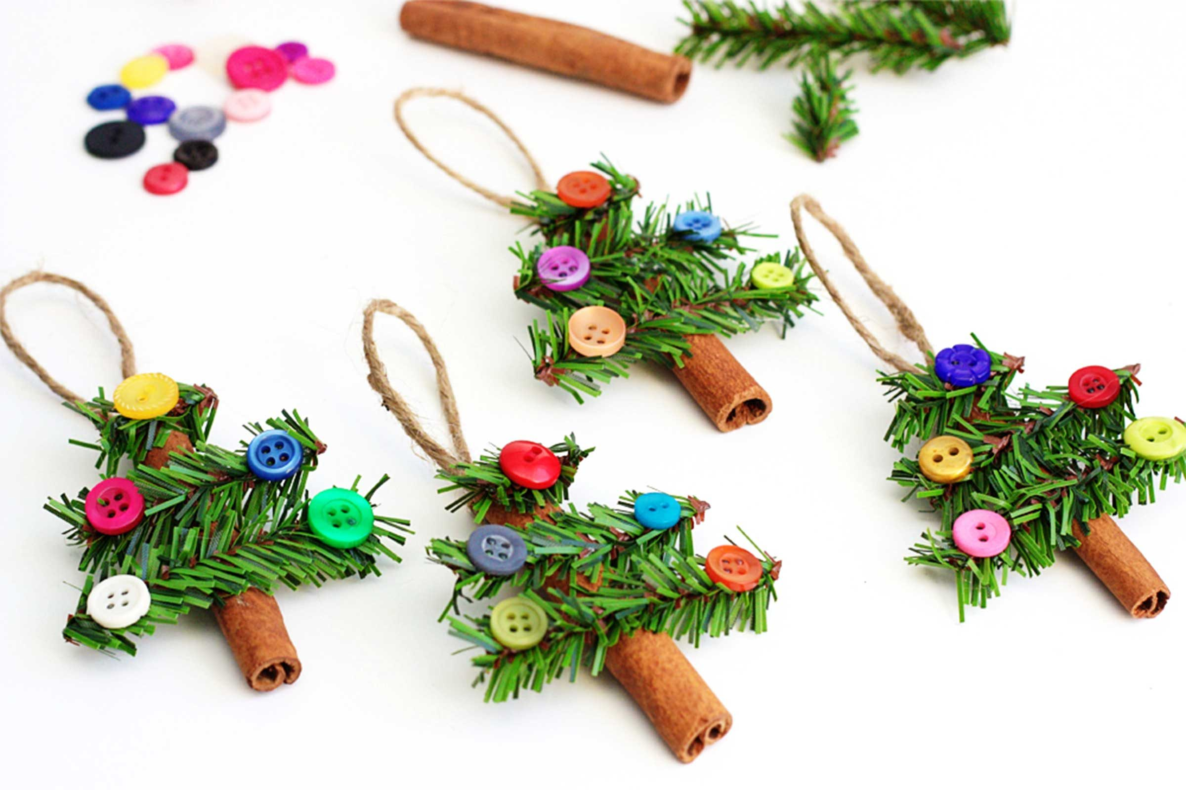 Handmade Christmas Ornaments To Make