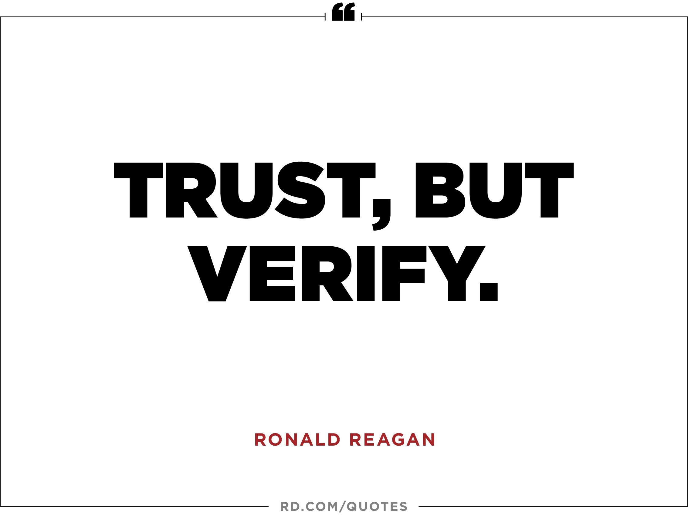 10 Quotes About Trust