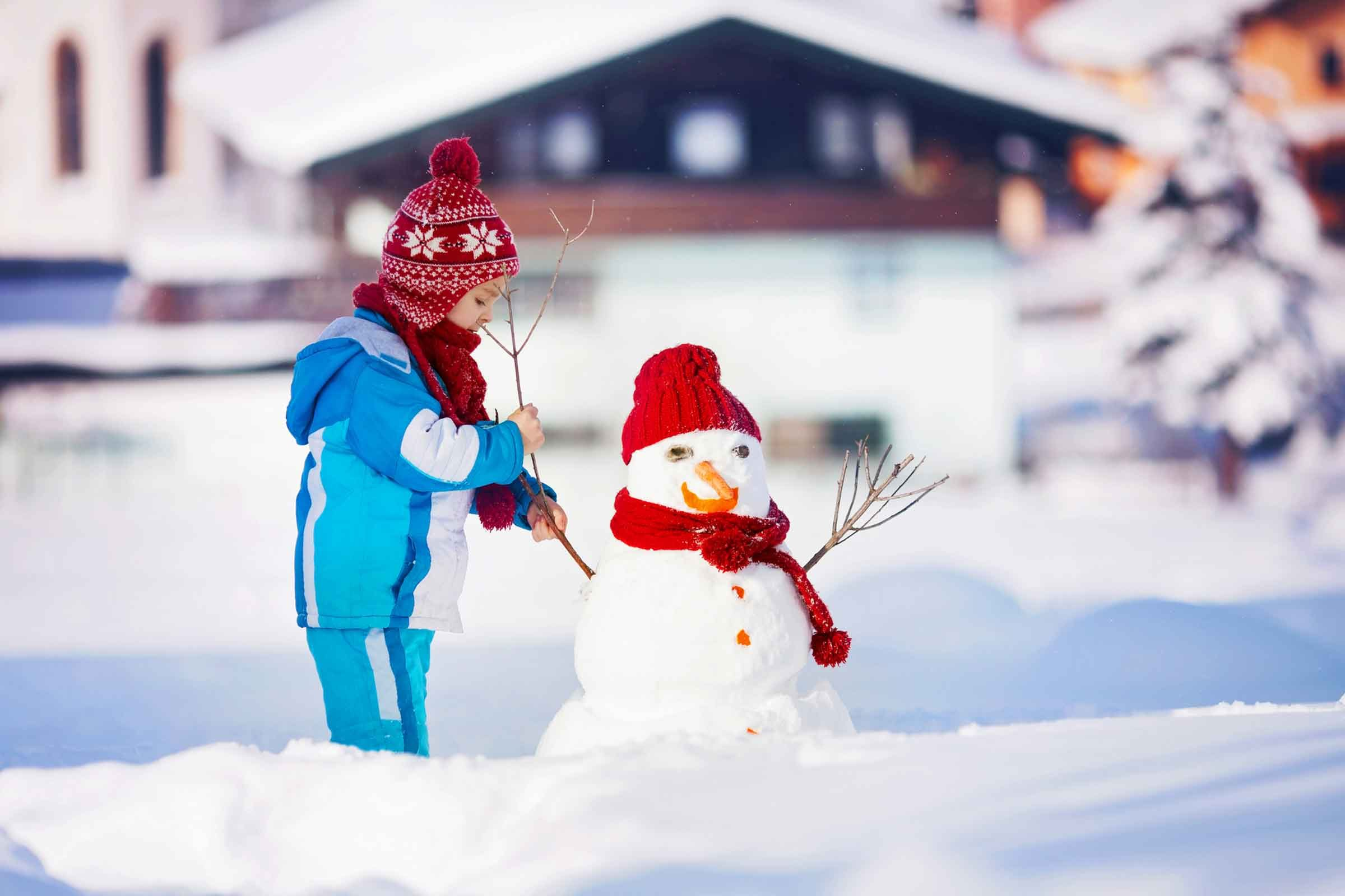 How To Build The Perfect Snowman 6 Tips