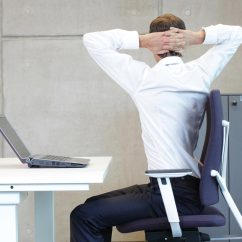 Exercise Desk Chair Red Folding Chairs Target Easy Yoga Poses You Can Do Every Day | Reader's Digest