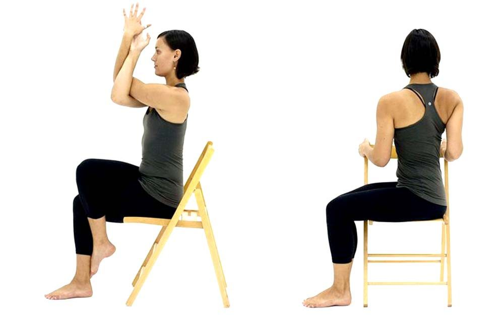 chair yoga for seniors low back dining chairs got arthritis these moves are proven to help reader s is the miracle cure your pain