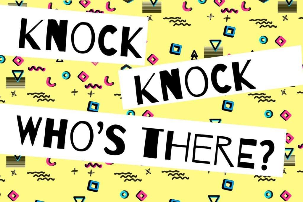 Knock Knock Jokes Kids