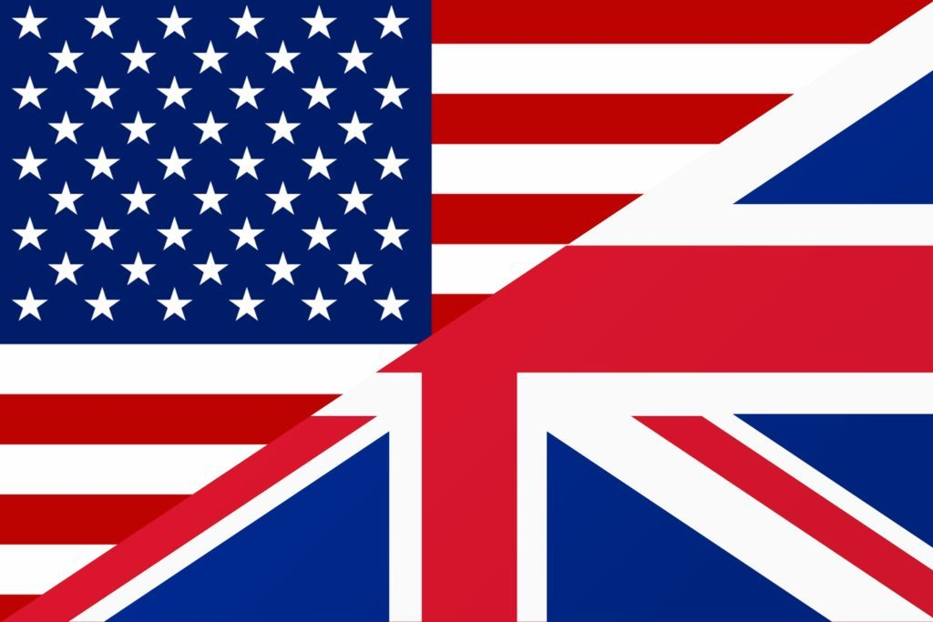 why americans and brits