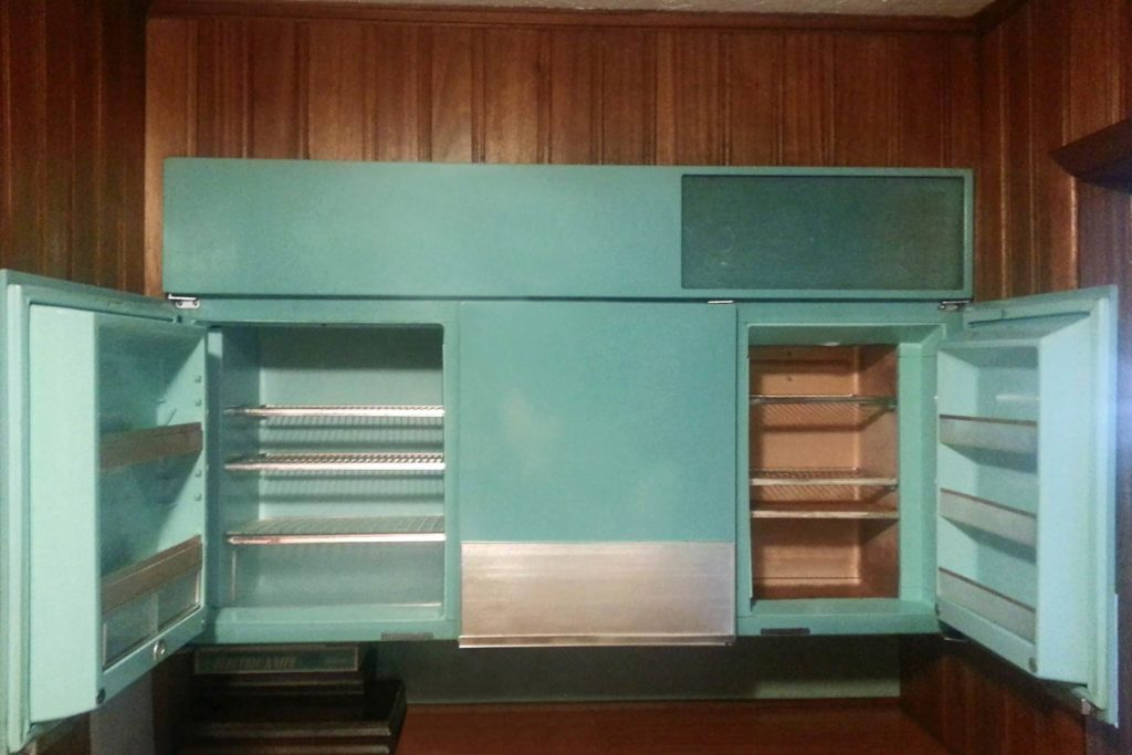 colored kitchen appliances small table with storage colorfully retro we wish would come back into 01 colorful you