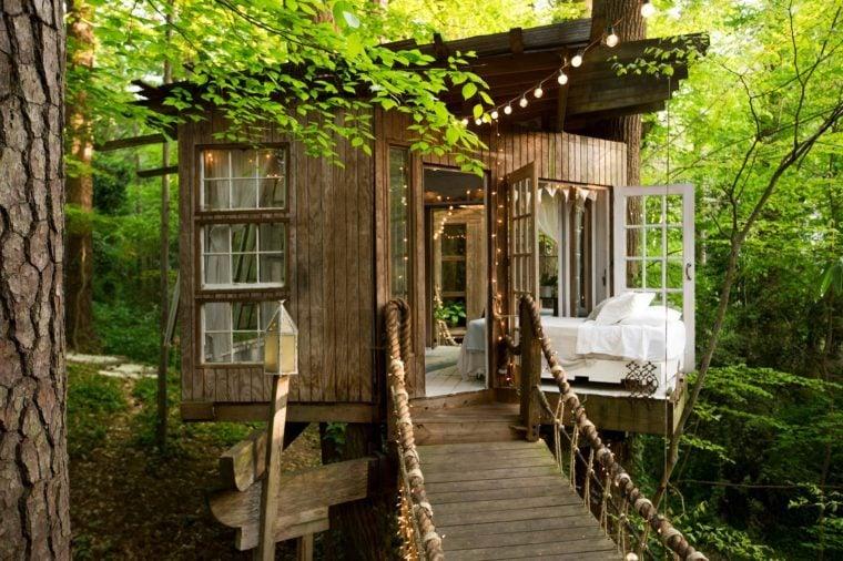 """Képtalálat a következőre: """"airbnb treehouse"""""""