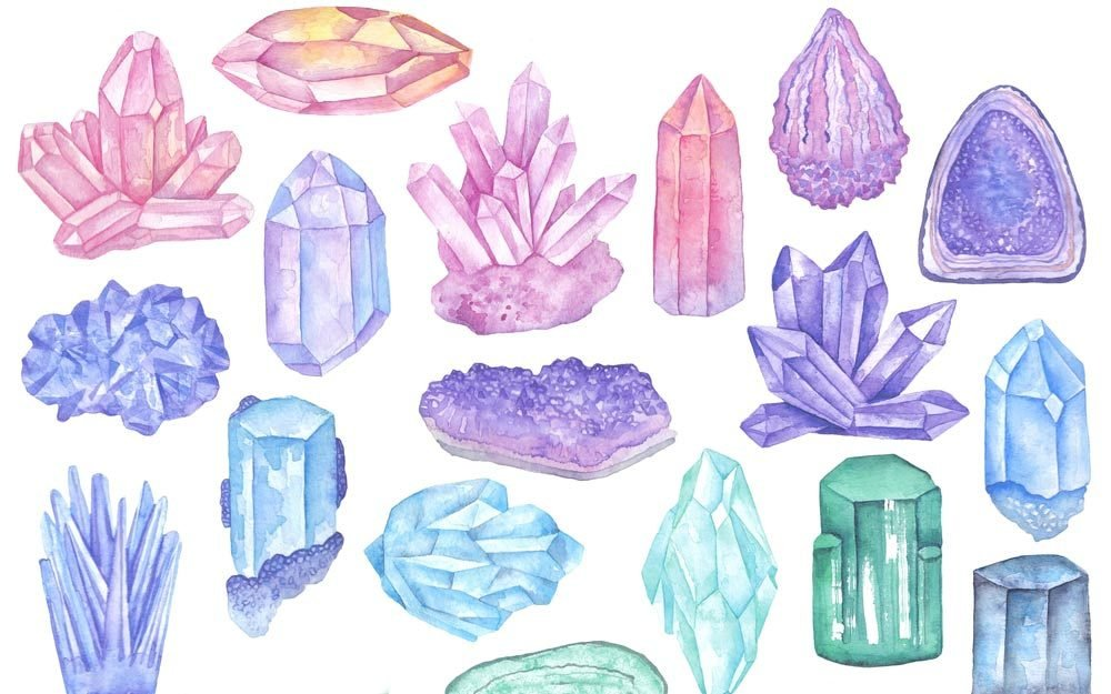 healing crystals why you