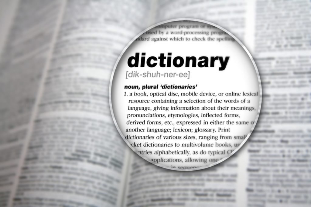this is how dictionary