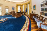 Why Is The Oval Office An Oval? | Reader's Digest