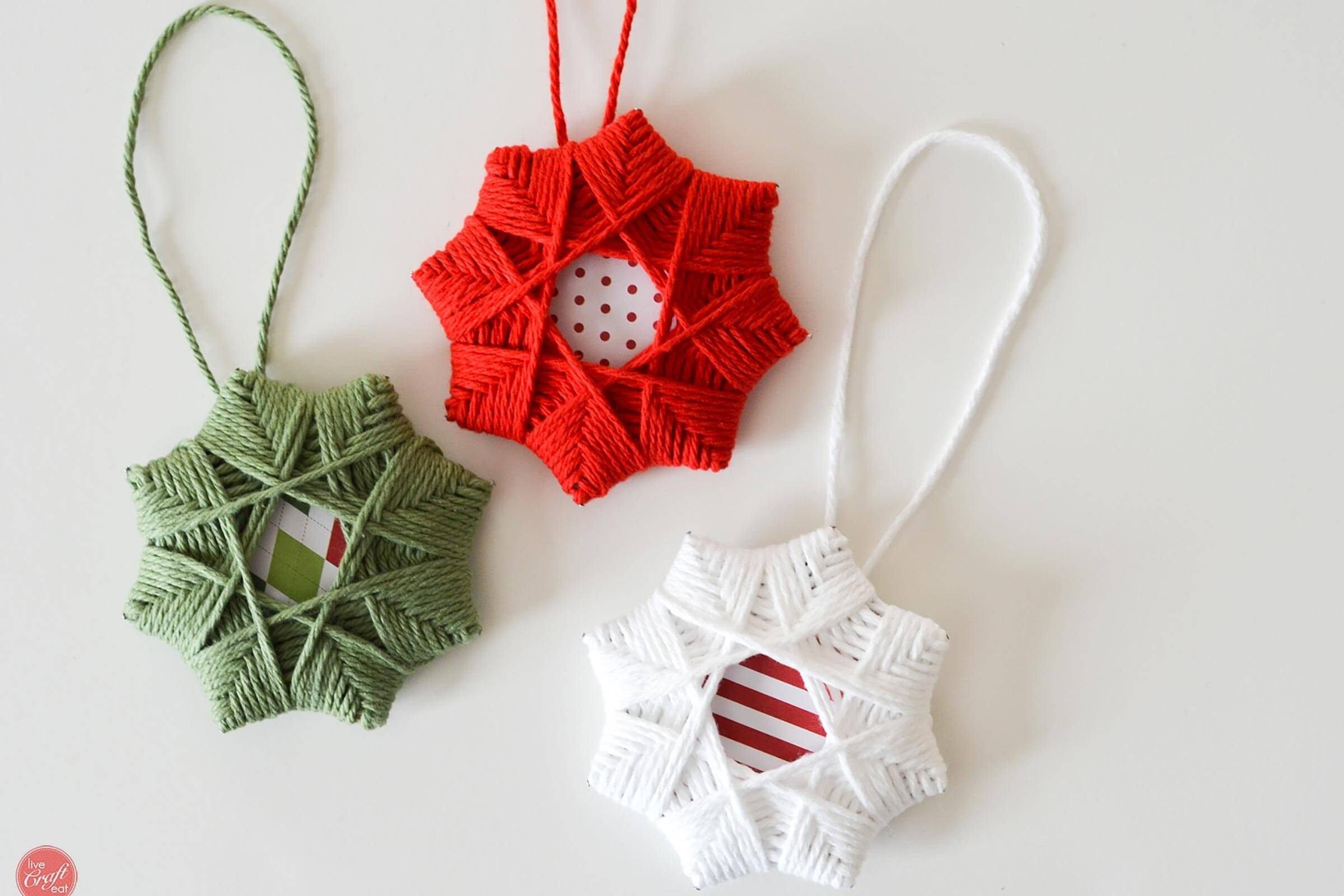 Ornaments Christmas Diy