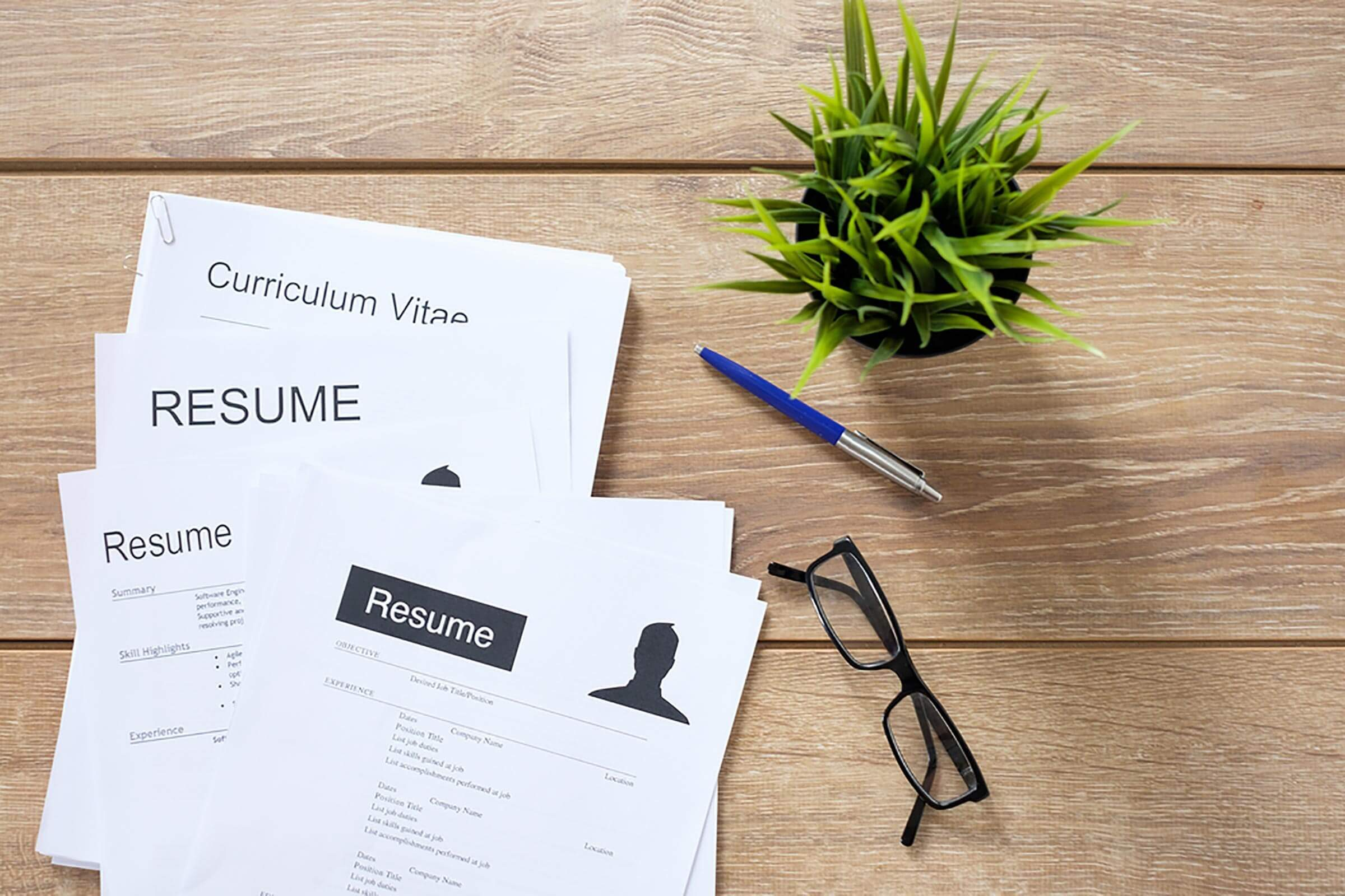 Resume Mistakes that Could Cost You the Job | Reader's Digest