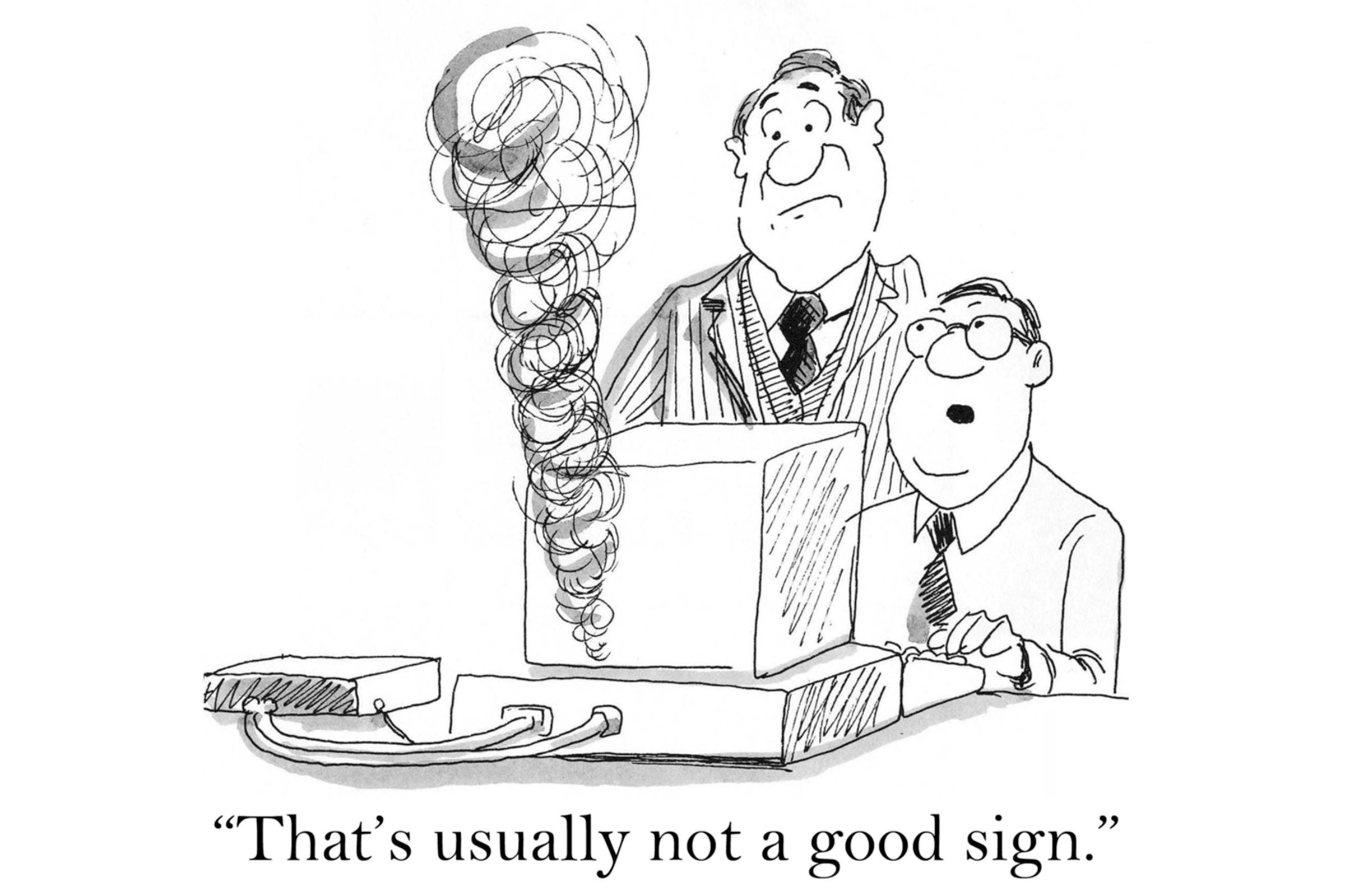 Work Cartoons to Help You Get Through the Week