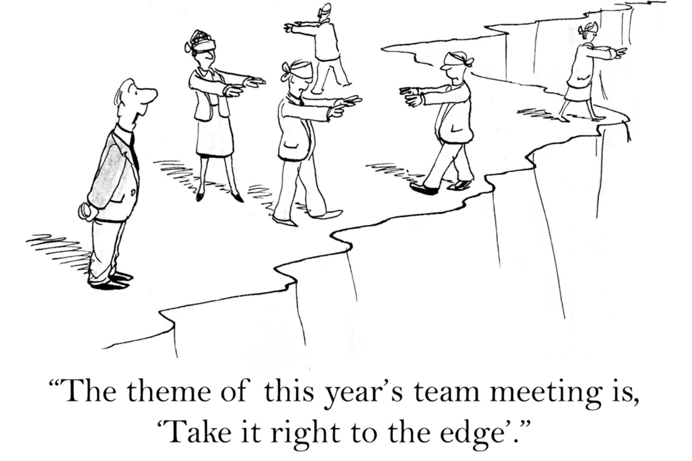 Cartoon Theme To This Year S Meeting