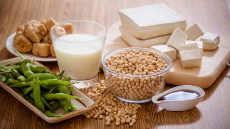 Soy bean, tofu and other soy products