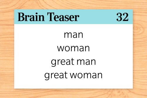 small resolution of 56 Brain Teasers That Will Leave You Stumped   Reader's Digest