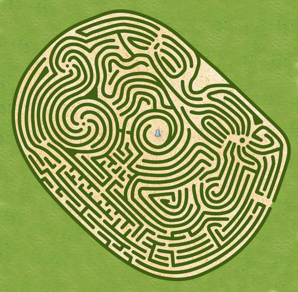 The World S Hardest Maze Only Geniuses Can Solve