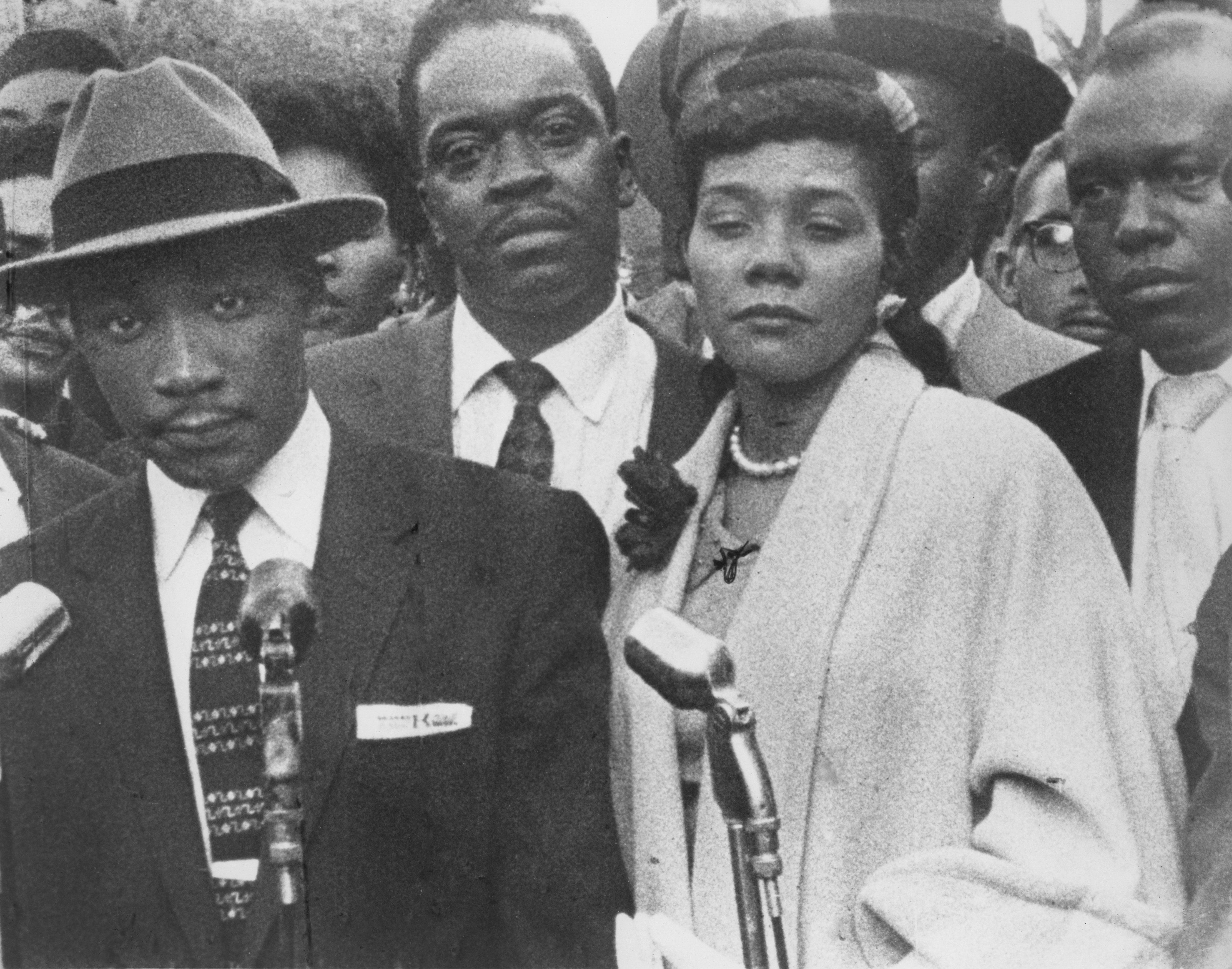 Rarely Seen Photos Of Martin Luther King Jr