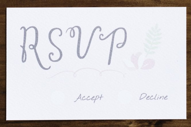 What Does Rsvp Stand For Reader S Digest