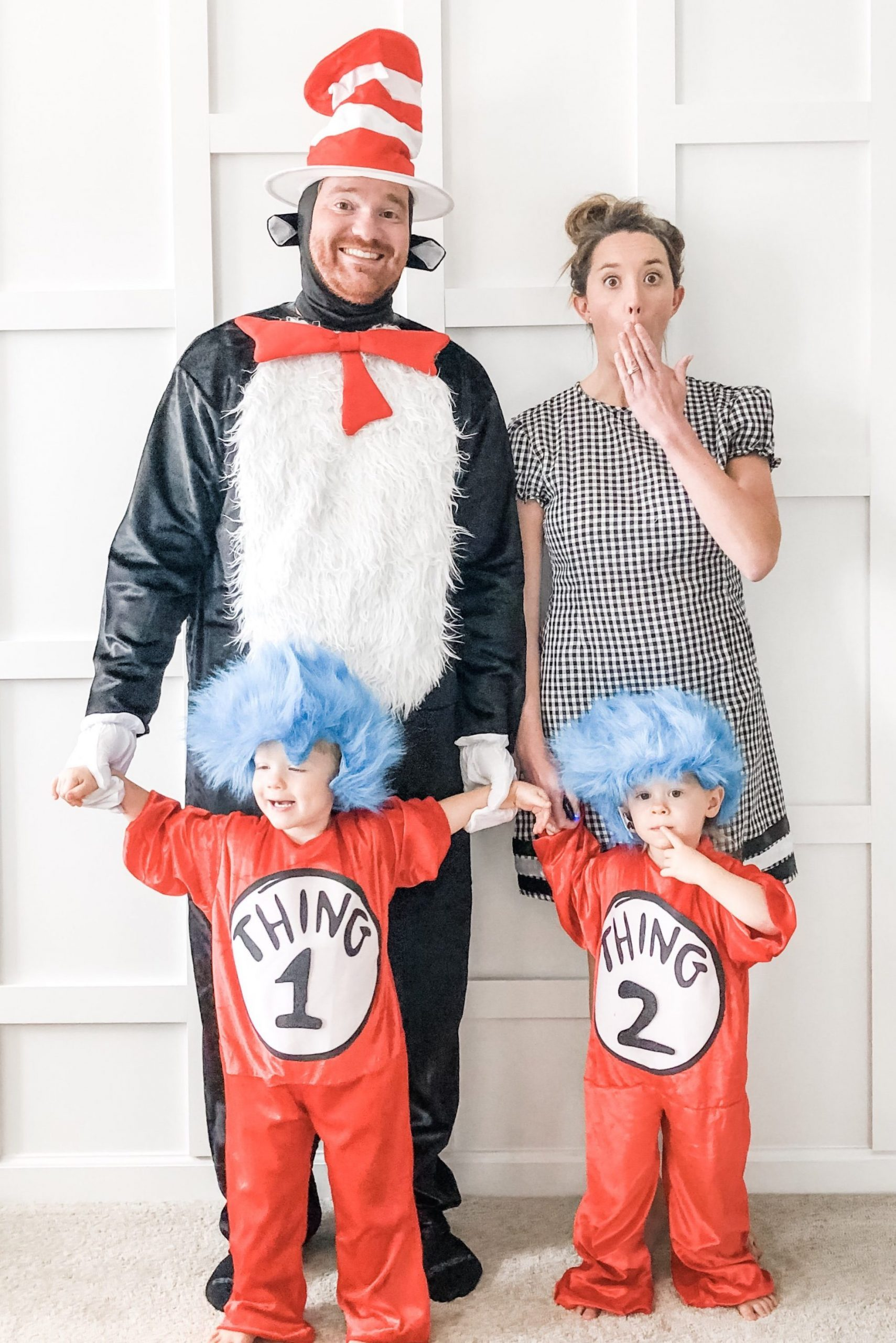 The Best Family Halloween Costumes To Try This Year