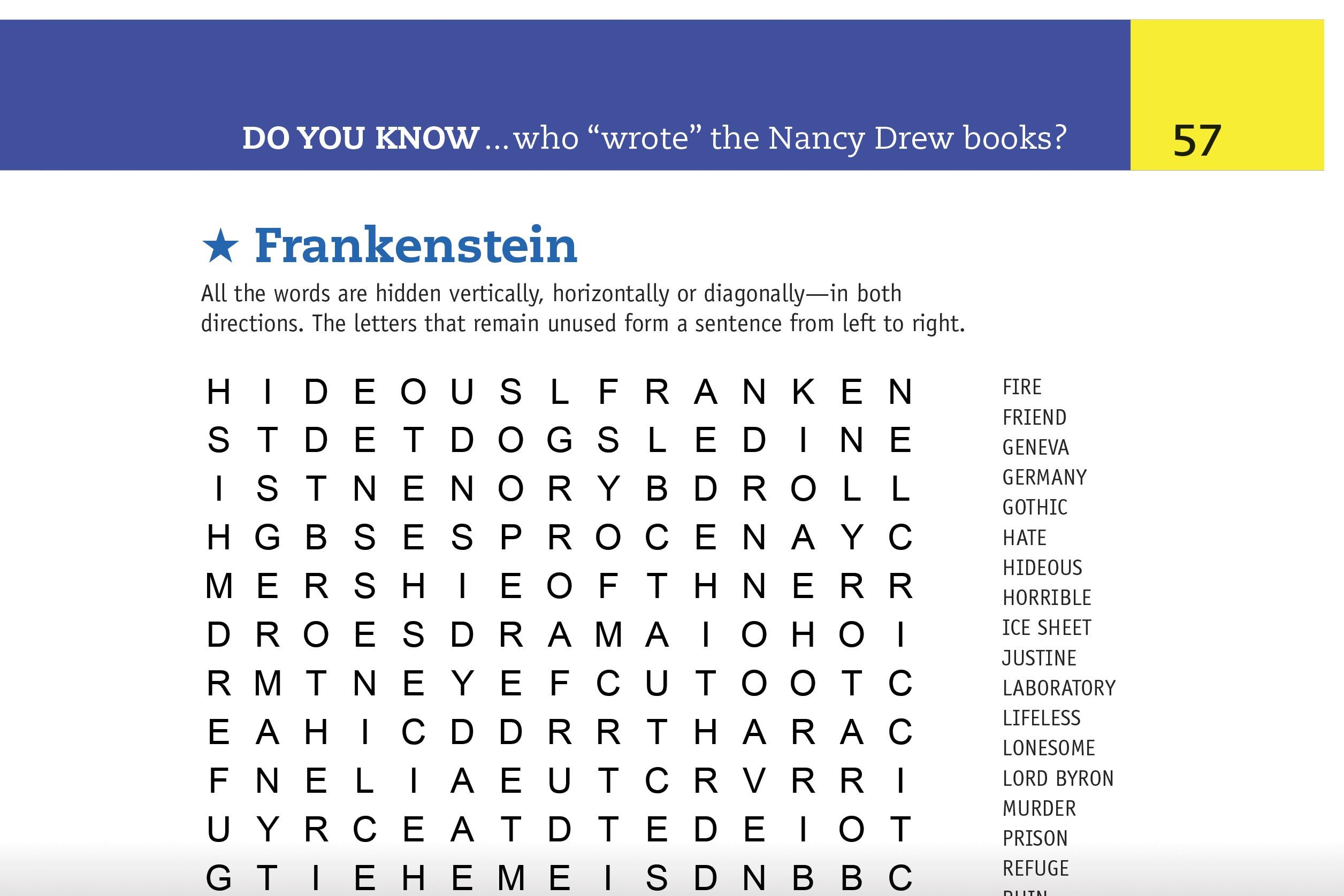 Word Search Puzzles You Can Print For Free