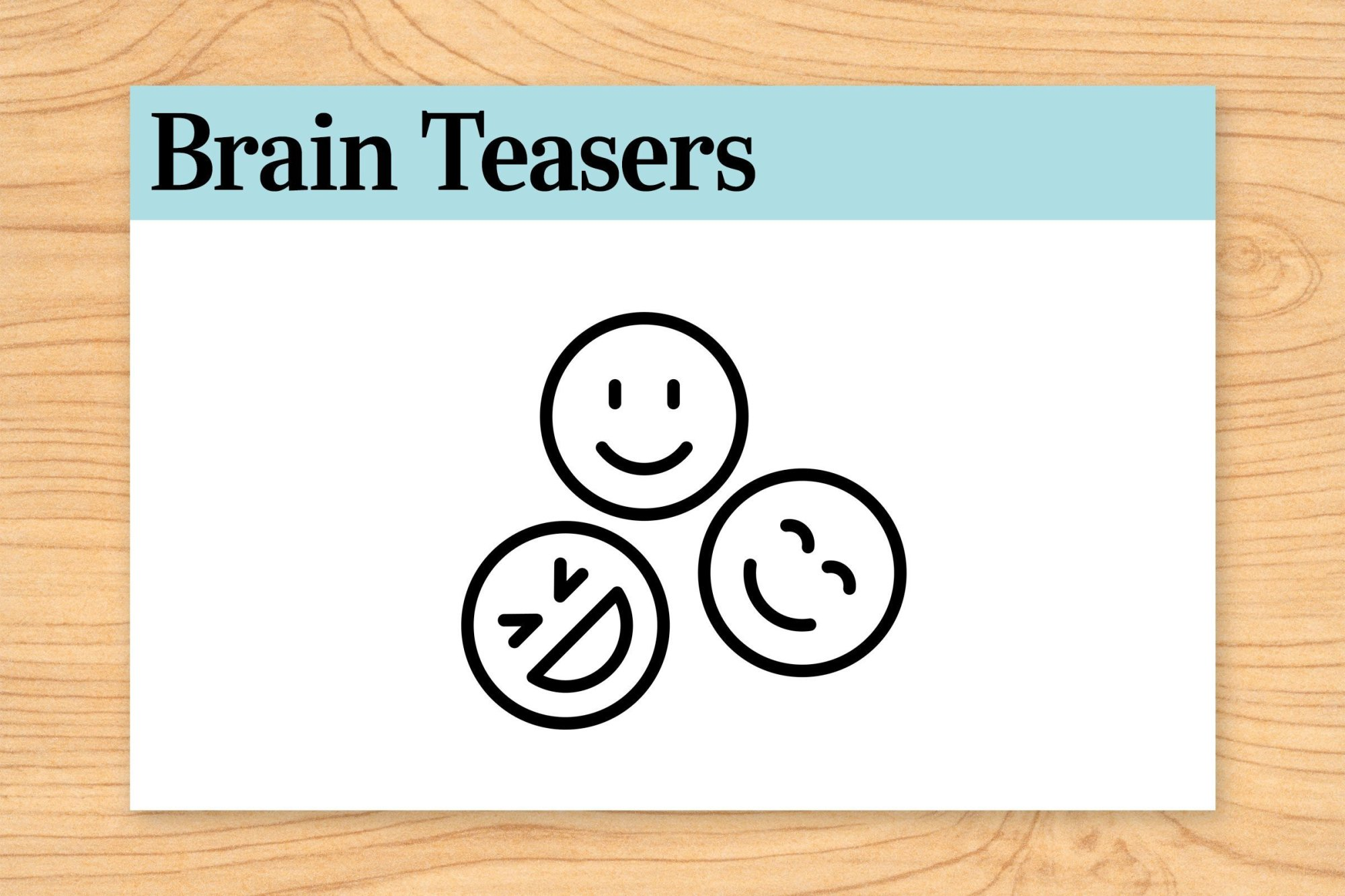 hight resolution of Brain Teasers for Kids (with Answers)   Reader's Digest