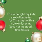 30 Funny Christmas Quotes To Share This Holiday Season Reader S Digest