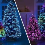 This Gorgeous Christmas Tree Puts On A Light Show Reader S Digest