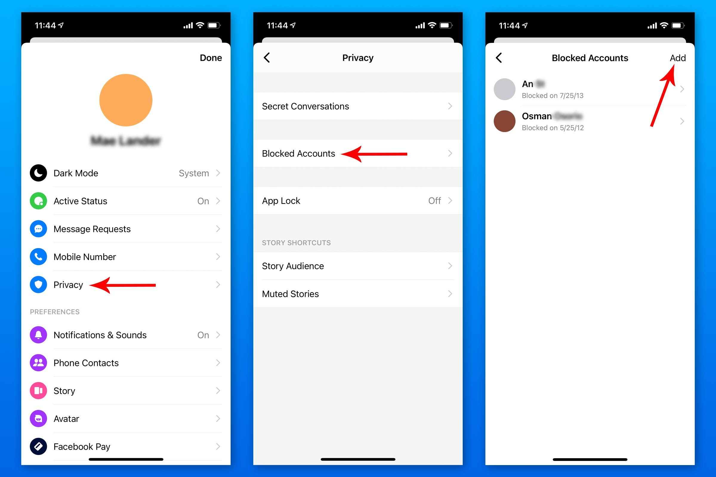 How to Block Someone on Facebook Messenger | Reader's Digest