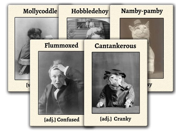 25 Ways to Make Your Vocabulary Funnier Reader39s Digest