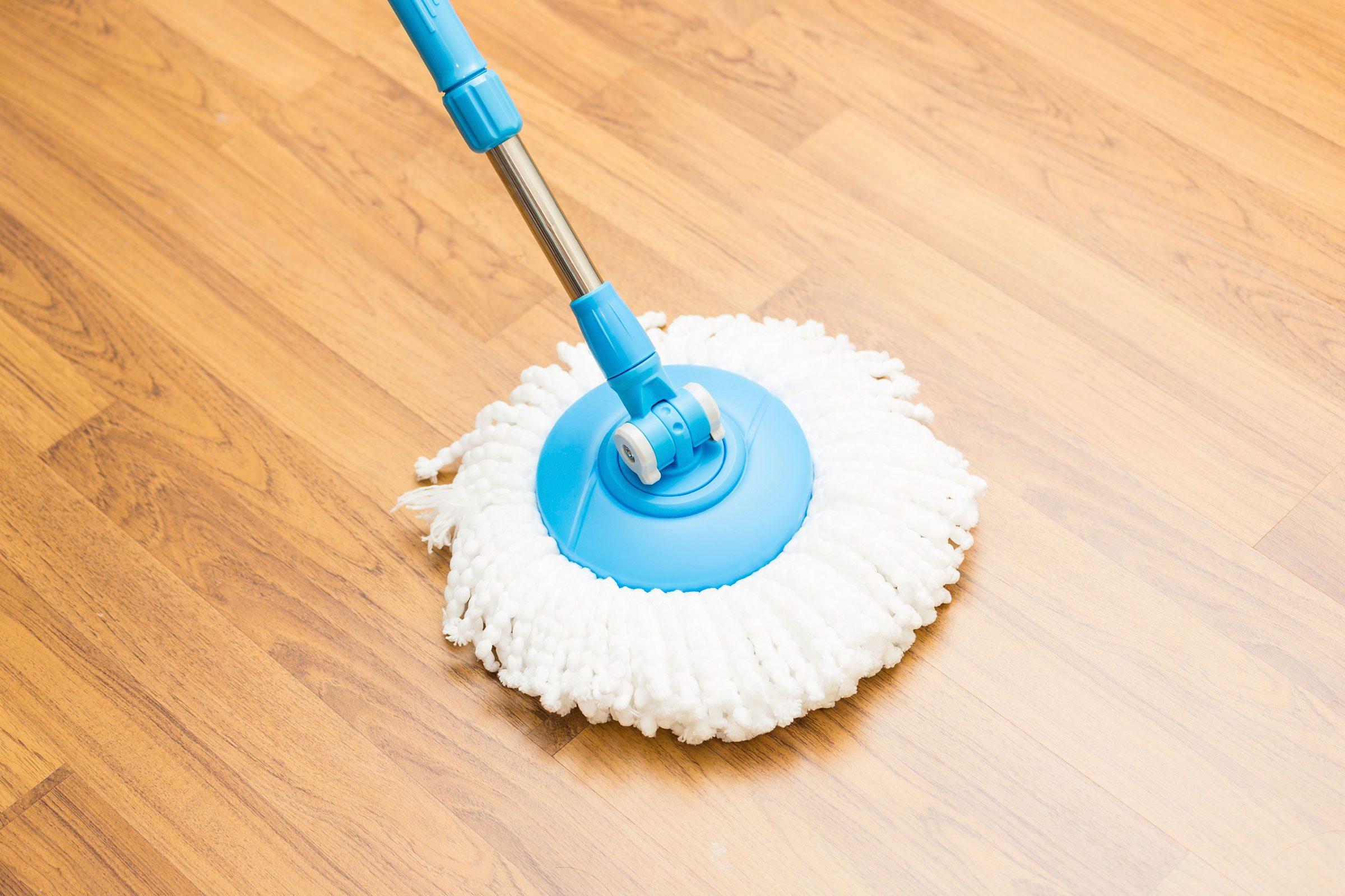 11 Tips for Cleaning Vinyl Floors  Readers Digest