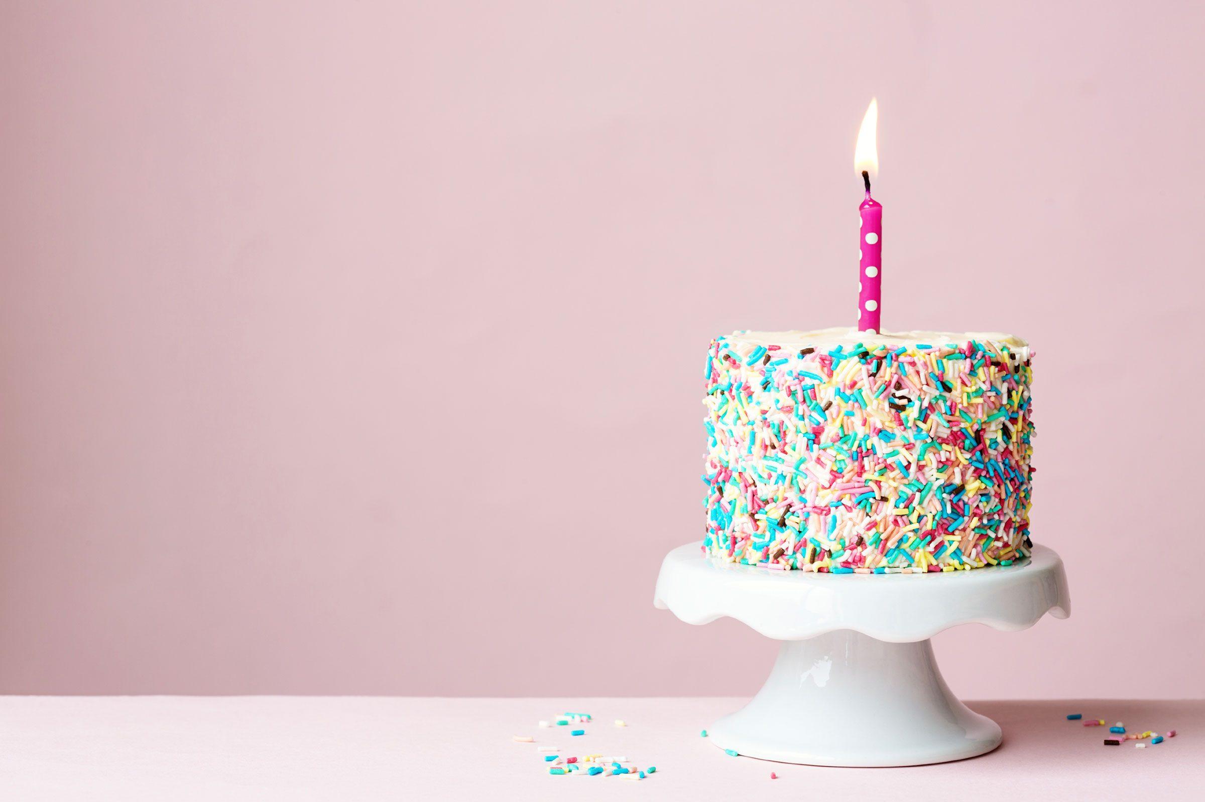 Rd Birthday Cake Icon