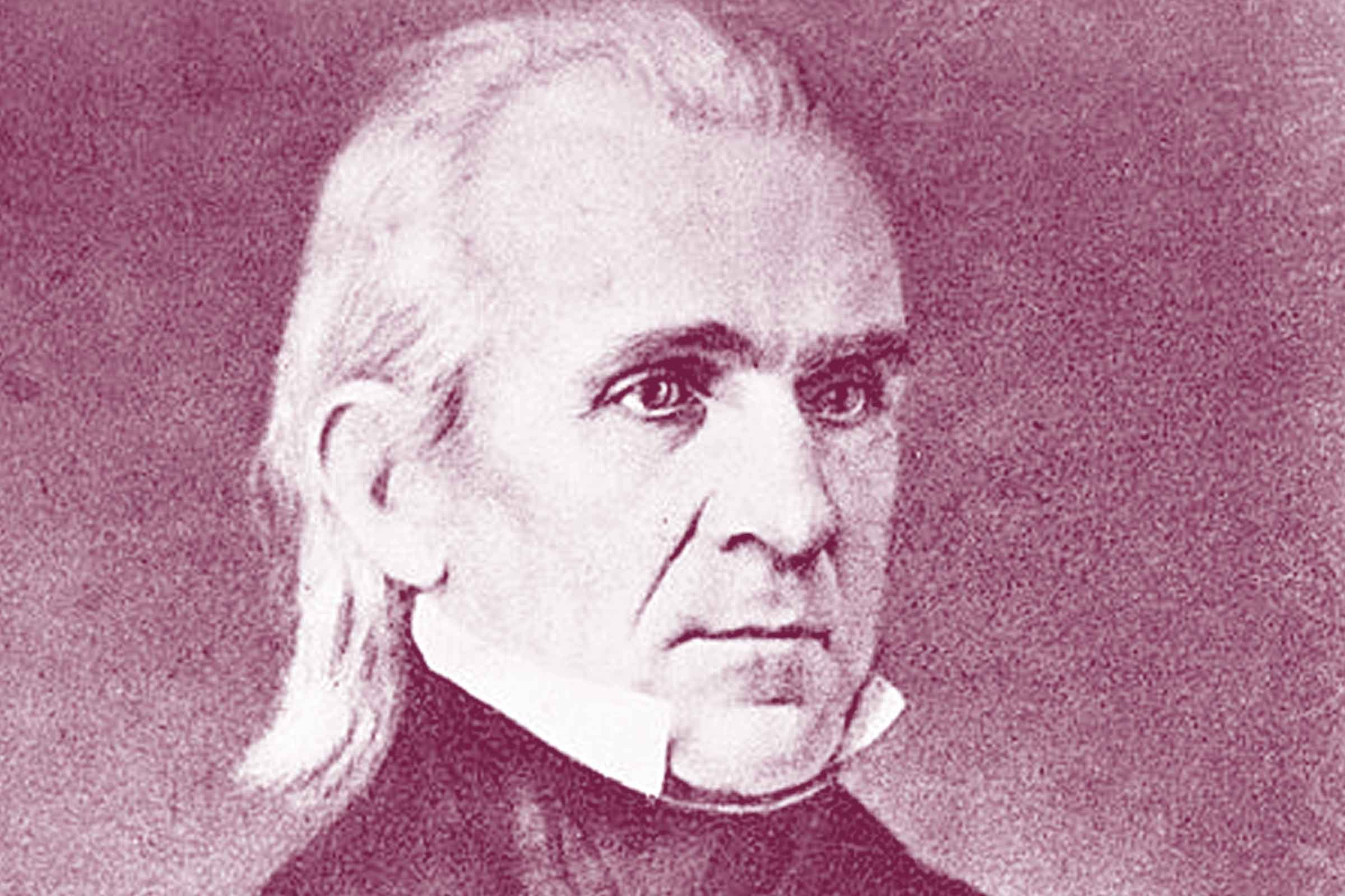 Resultat d'imatges de James K. Polk