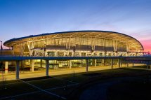 Indianapolis International Airport In North America