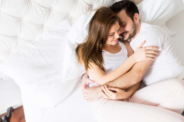 Couple Sleeping Positions and What They Mean for You ...
