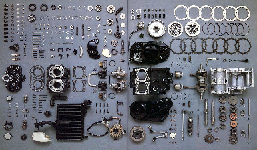 Yamaha Banshee 350 Wiring Diagram Rd350lc Rz350 World