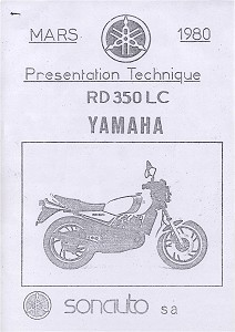 RD350-SPECS