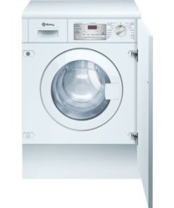WASHING MACHINE INTEGRATED 7 KG. 1200 RPM A++ BALAY 3TI776BC
