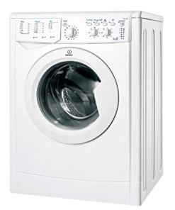 WASHER DRYER INDESIT 7KG. 1600 RPM A CLASS WHITE IWDC71680ECO