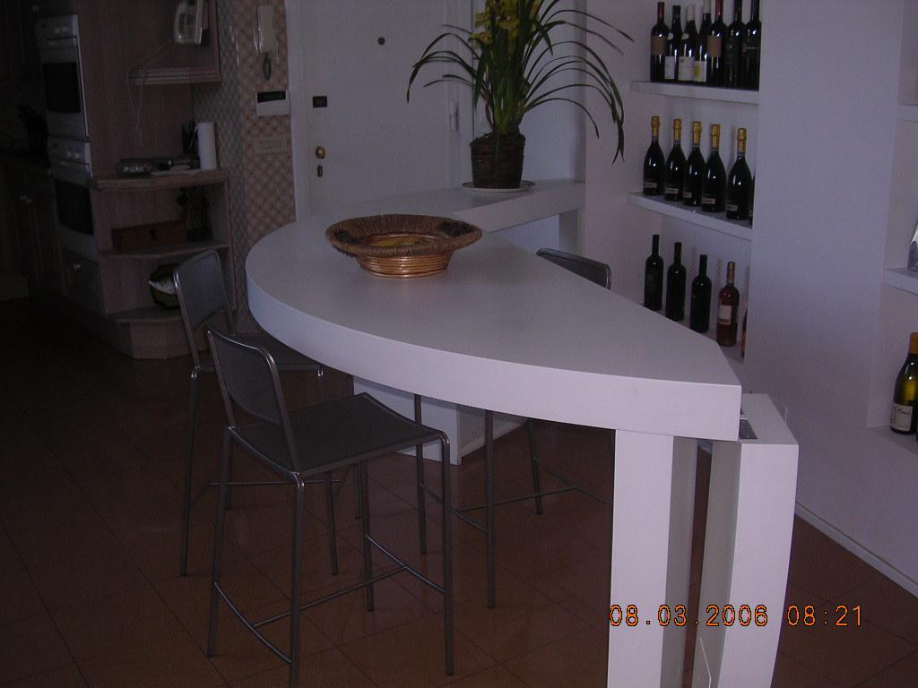 Mobile bar rdarredamenti falegnameria artigiana a Roma