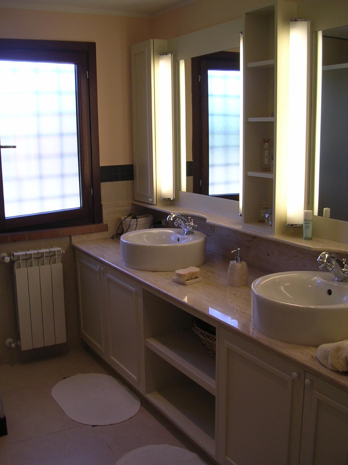 Arredamento di un bagno rdarredamenti roma  Falegnameria