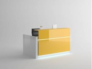 banque d accueil mobile modulable