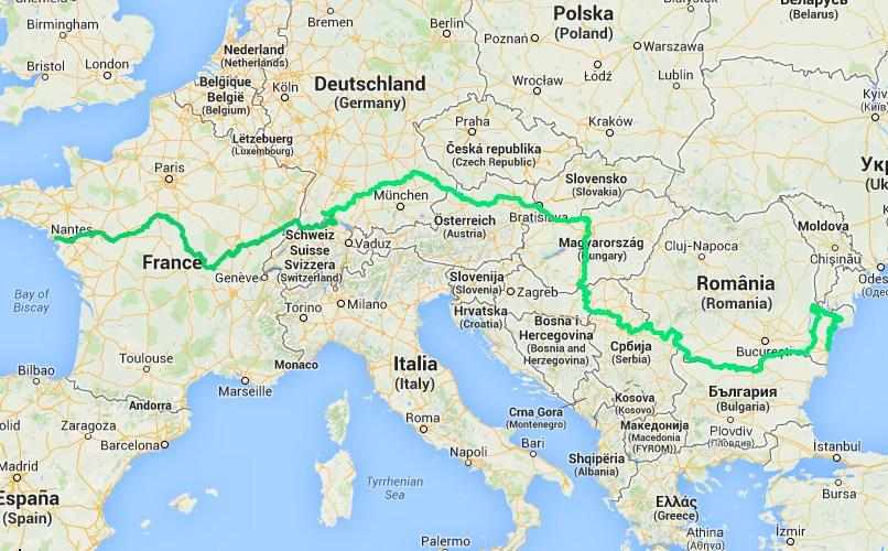 Biking Across Europe On Euro Velo 6 Rdchambers Net