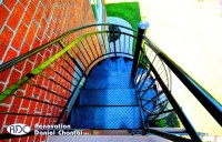 Spiral staircase manufacturer in Montral - RDC inc.