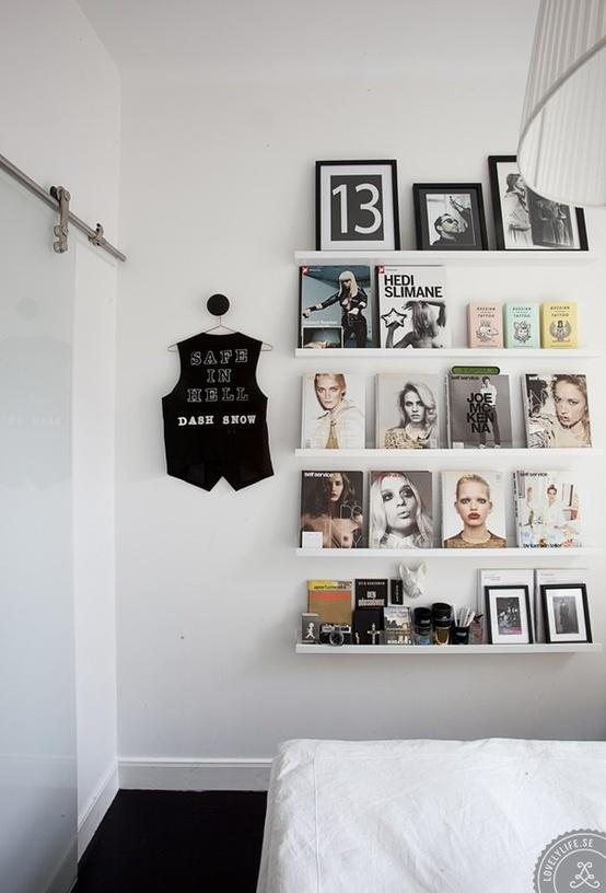 Mueble del da estante Ribba de Ikea  R de Room
