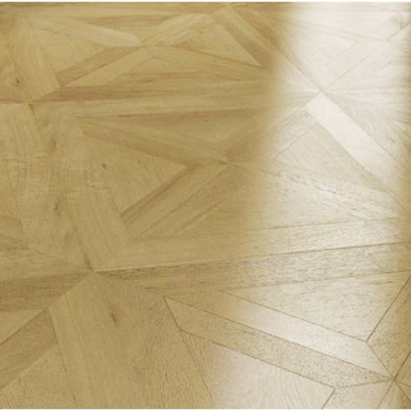 Faus Floor Bretana Oak Parquet Effect Laminate