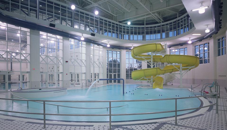 University of Northern Iowa  Wellness Recreation Center  RDG Planning  Design