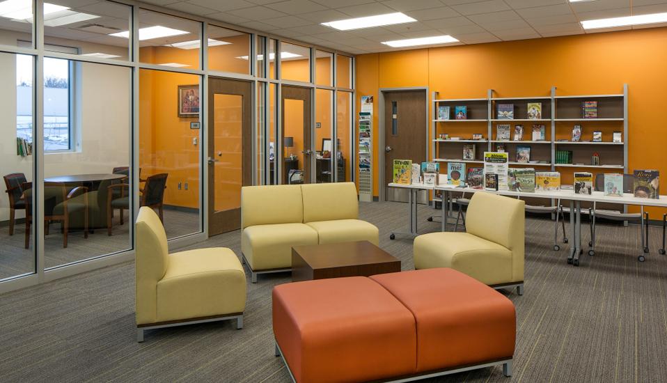 Learning Community Center Of North Omaha RDG Planning