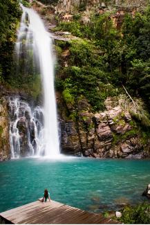 Nobres Cachoeira Serra Azul